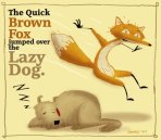 quick-brown-fox